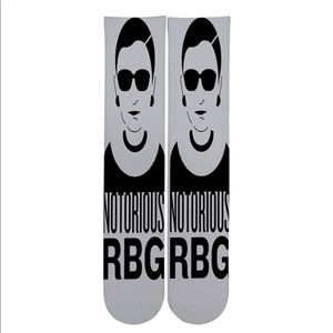 Other - Ruth Ginsburg Socks ⚖️NOTORIOUS RBG